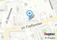 Компания «Чкаловск» на карте