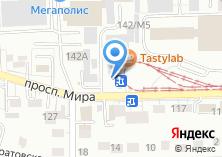 Компания «Власко» на карте