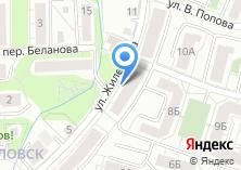 Компания «ЛАРЕЦ ТВОРЦА» на карте