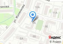 Компания «Понье Россия» на карте