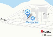 Компания «Авто AUDIO» на карте