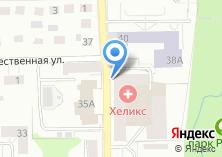Компания «Кентавр» на карте