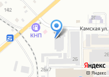 Компания «АвтодомКалининград» на карте