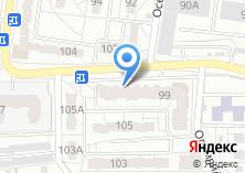 Компания «Алинка» на карте
