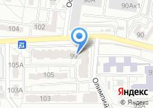 Компания «ИНВЕСТРЕМСТРОЙ» на карте