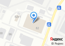 Компания «Какао Юнион Недвижимость» на карте