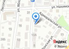 Компания «Akteon Lindros» на карте