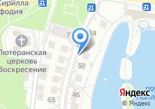 Компания «Генеральное консульство Латвийской Республики» на карте