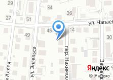 Компания «Балтийская Стивидорная Компания» на карте