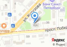 Компания «ИФНС» на карте