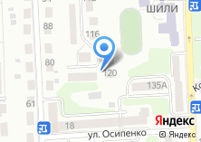 Компания «Строящийся жилой дом по ул. Чкалова» на карте