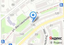 Компания «ОСТО Центрального района» на карте