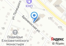 Компания «КалининградАвтоТранс» на карте