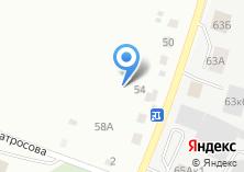 Компания «Автодиалог» на карте