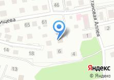Компания «На Каштановой» на карте