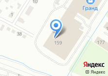 Компания «Арония» на карте