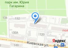 Компания «Юнико» на карте
