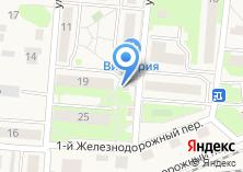 Компания «Продуктовый магазин на ул. Бровцева» на карте