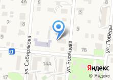 Компания «Строящийся жилой дом по ул. Бровцева» на карте