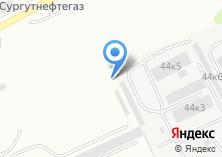 Компания «Скат+» на карте