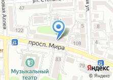 Компания «Адвокатский кабинет Балалова А.Н» на карте