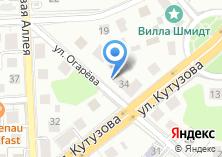 Компания «Янмарин» на карте