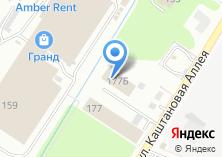 Компания «Запад-Связь» на карте