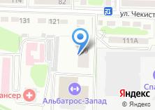 Компания «Калининградское отделение Федерации КУДО России» на карте
