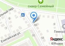 Компания «Управление по делам ГО и ЧС г. Калининграда» на карте
