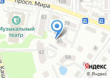 Компания «Российский Союз Молодежи» на карте