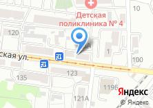 Компания «Афелия» на карте