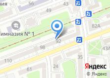 Компания «Галерея Декора» на карте