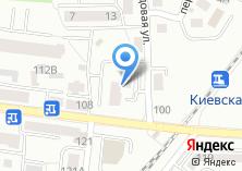 Компания «Дойче групп» на карте