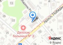 Компания «Разумовский и партнеры» на карте