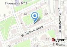 Компания «Управление дорожного хозяйства Калининградской области» на карте