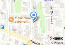 Компания «Бюро медико-социальной экспертизы №3 по Центральному району» на карте