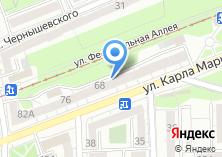 Компания «Пряжа-тиффи» на карте
