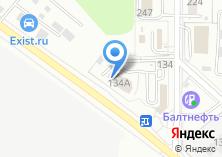 Компания «Токио» на карте
