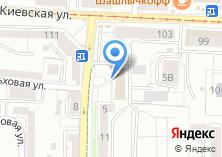 Компания «Адвокатские кабинеты Батеневой Г.Н. и Губанкова В.Д» на карте