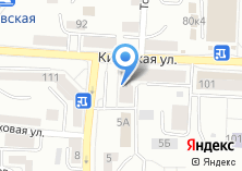 Компания «Магазин часов и кожгалантереи на ул. Павлика Морозова» на карте