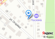 Компания «М.Расковой-1» на карте