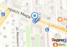Компания «Мебель Калининграда» на карте