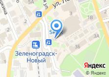 Компания «Сеть магазинов хлебобулочных изделий» на карте