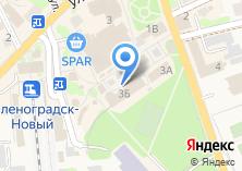 Компания «ДомСадОгород» на карте