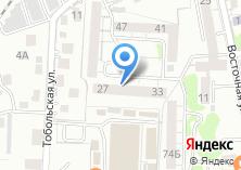 Компания «Тендер-Профи» на карте