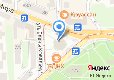 Компания «МАГАЗИНЦВЕТОВ39.РФ» на карте