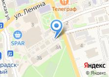 Компания «Фотосалон на ул. Тургенева» на карте