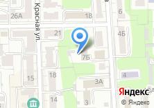 Компания «Миненко Герасимов и партнеры» на карте