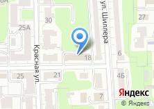 Компания «ЛенТИСИЗ-Калининград» на карте