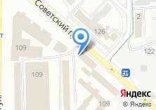 Компания «Профессиональное училище №25» на карте